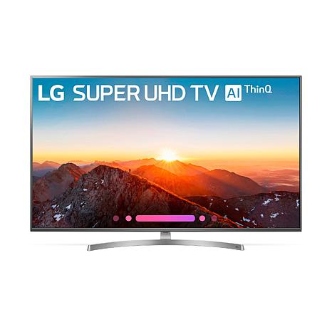 "Lg 65"" SK8000PUA Series 4K HDR Smart LED Super UHD TV with AI ThinQ®"