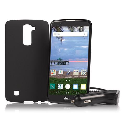 """LG Premier 5.3"""" Android Smartphone - Total Wireless"""