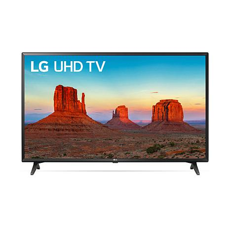 """LG UK6090 55"""" 4K Ultra HD Smart TV with HDR"""
