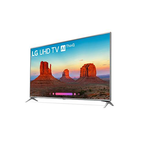 "LG UK6570 70"" 4K Ultra HD Smart TV with HDR"