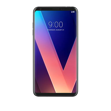 """LG V30 Plus 6"""" Smartphone with Sprint Flex Payments"""