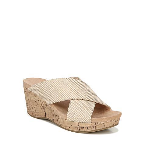 LifeStride® Donna Slip-On Wedge Sandal