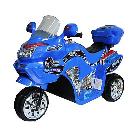 Lil' Rider™ FX 3 Wheel Battery Powered Bike - Blue
