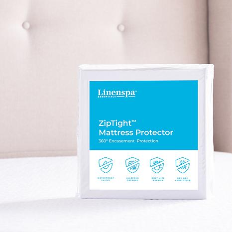 Linenspa Essentials Encasement Mattress Protector - Queen