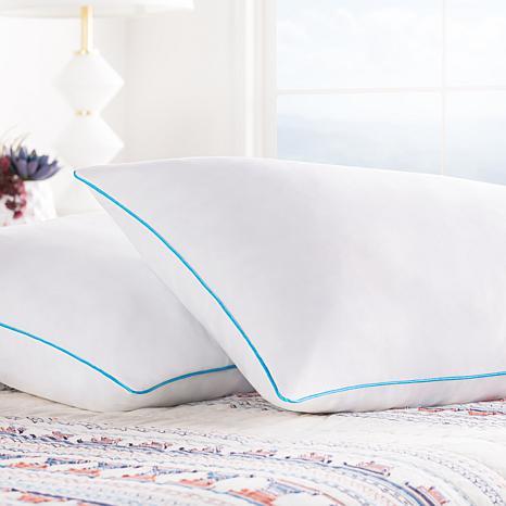 Linenspa Essentials Shredded Memory Foam Pillows Set Of