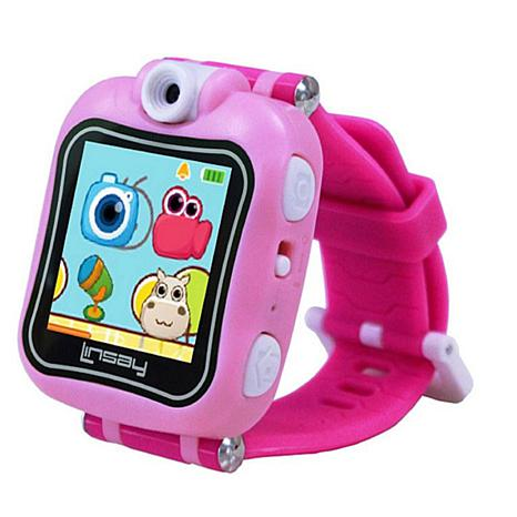 LINSAY Kids Smart Watch