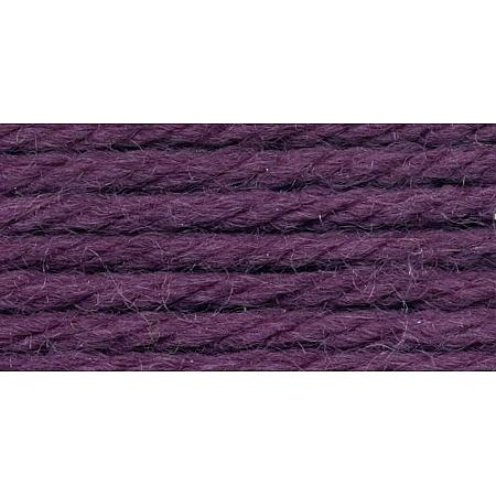 Lion Brand Wool-Ease Chunky Yarn - Eggplant