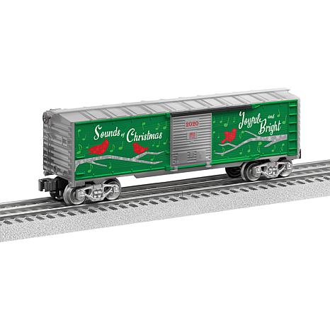 Lionel 2020 Christmas Boxcar Lionel 2020 Christmas Music Boxcar   9826750   HSN