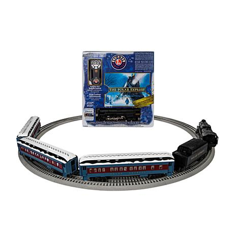 Lionel Trains Polar Express O-Gauge Train Set with Remote