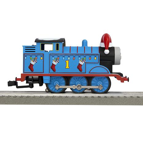lionel trains thomas friends christmas lionchief ready to run o gauge tra 8314661 hsn