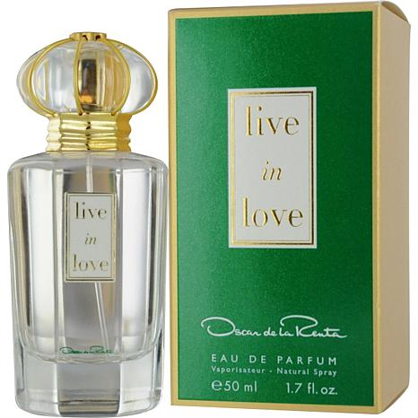 Live In Love by Oscar De La Renta EDP Spray - 1.7 oz.