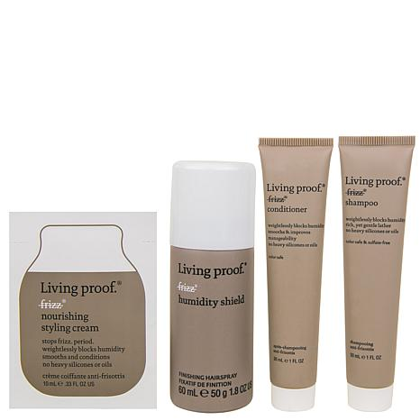 Living Proof Frizz-Free + Smooth Mini Hair Transformation Kit