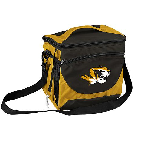 Logo Chair 24-Can Cooler - University of Missouri