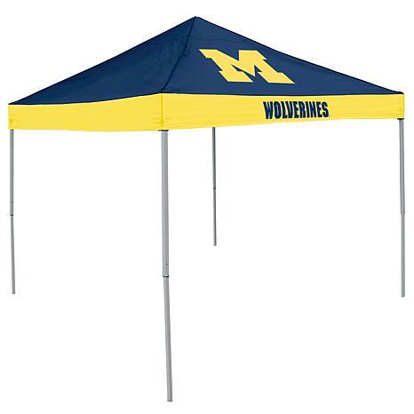 Logo Chair Economy Tent - University of Michigan