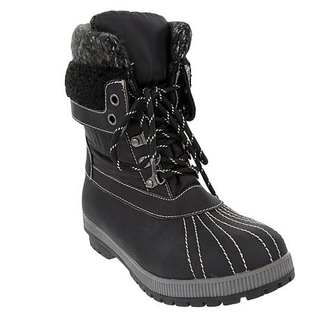 London Fog Mitten Cold Weather Boot