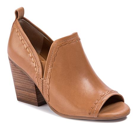Lucca Lane Anna Leather Shootie