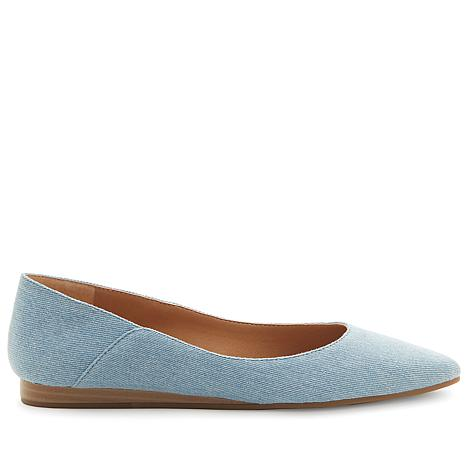 Lucky Brand Bylando Pointed-Toe Flat