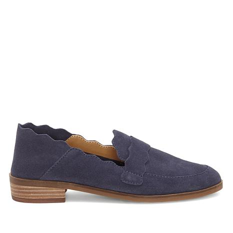 Lucky Brand Callister Leather or Suede Loafer