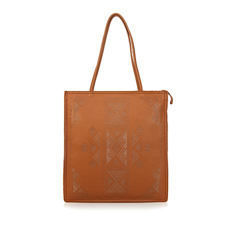 Lucky Brand Leather Anza Tote