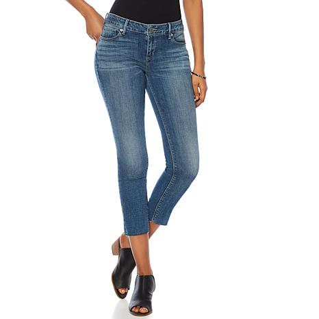 Lucky Brand Lolita Mid-Rise Cropped Skinny in Sunbeam   - Missy