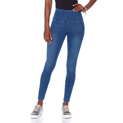 e9b911321 LYSSE Smoothing Waist Stretch Denim Legging - Plus - 8279508
