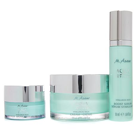 M. Asam® Aqua Intense™ Rich Moisture 3-piece Set