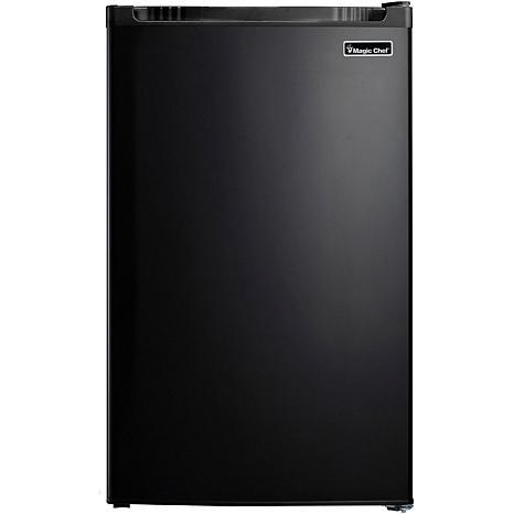 Magic Chef 4.4 Cu. Ft. w/Full-Width Freezer Compact Refrigerator