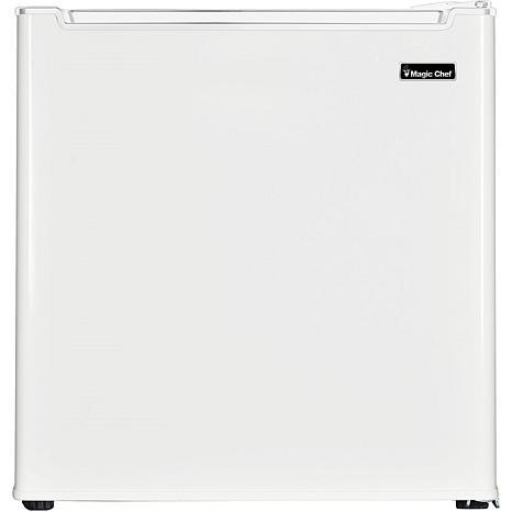 Magic Chef White 1.7 Cu. Ft. Mini Refrigerator w/Chiller Compartment