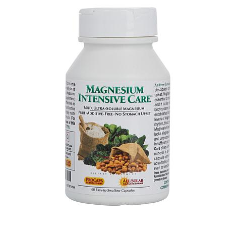 Magnesium Intensive Care - 60 Capsules