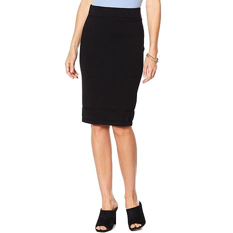 MarlaWynne Double Knit Skirt