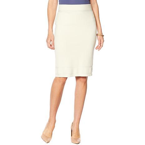 MarlaWynne Double Knit Skirt