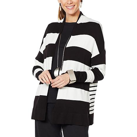 MarlaWynne Striped Cardigan