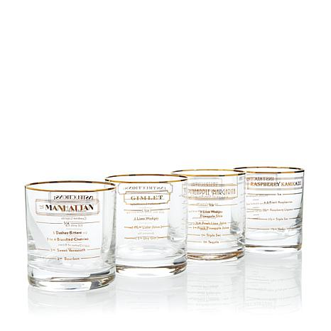 Marquis by Waterford Vim & Vigor DOF Glasses