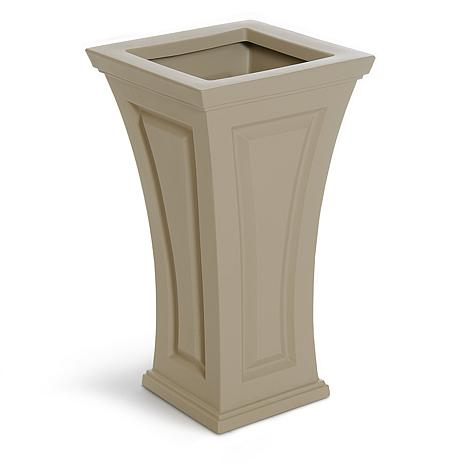 Mayne Mailposts Cambridge Tall Planter - 28.5""