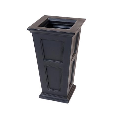 Mayne Mailposts Fairfield Tall Planter - 28.5""