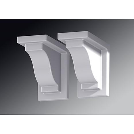 Mayne Mailposts Yorkshire Window Box Set of 2 Brackets
