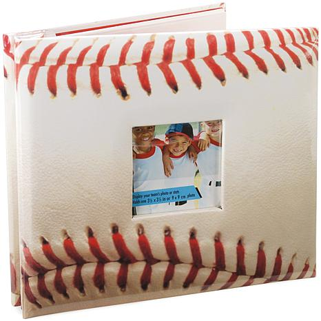 "MBI Sport and Hobby Postbound Album 8"" x 8"" - Baseball"