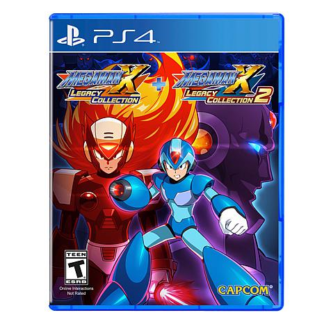 """""""Mega Man X Legacy Collection 1 and 2"""" for PlayStation 4"""
