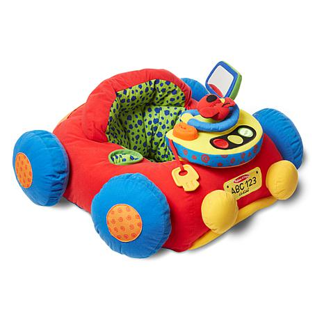 Melissa & Doug Beep-Beep & Play Musical Activity Toy