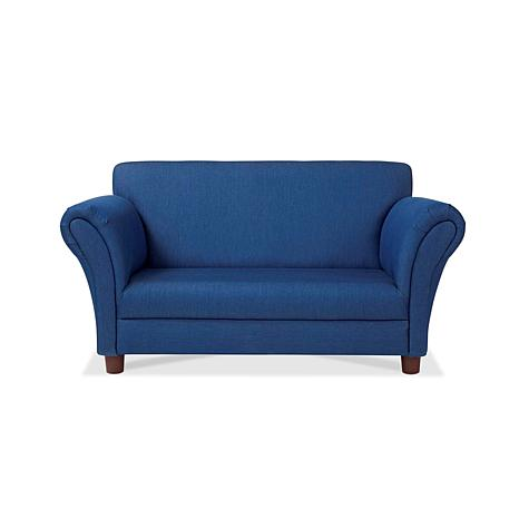 Melissa & Doug Child's Sofa - Denim