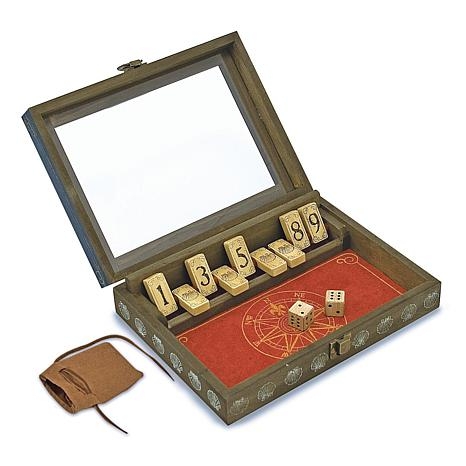 Melissa & Doug Shut-the-Box Game