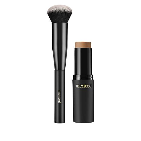 Mented Foundation Stick and Brush Set