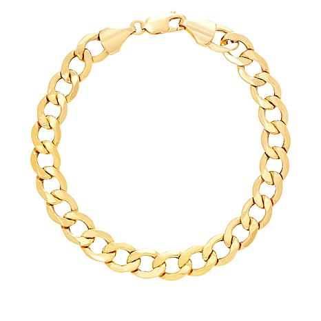 a5c6cc4a7a8f4 Michael Anthony Jewelry® 10K Yellow Gold Curb Link 9