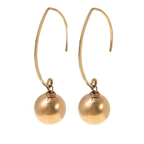 Michael Anthony Jewelry® 14K Ball Drop Earrings