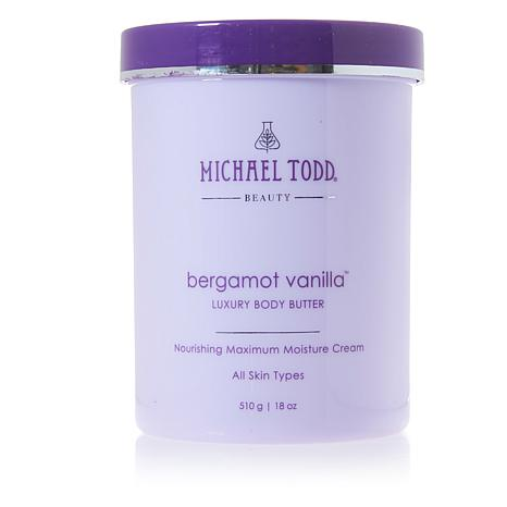 Michael Todd Bergamot Vanilla™ Luxury Body Butter