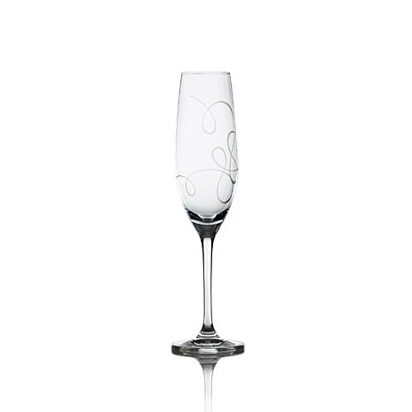 Mikasa Love Story Single Fluted Champagne Glass