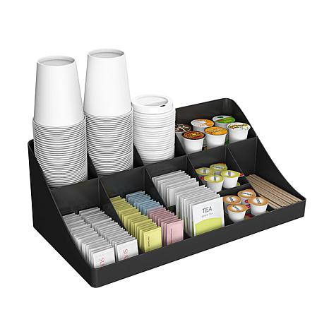 Mind Reader 11-Compartment Coffee Organizer