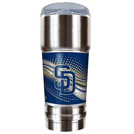 MLB 32 oz. Stainless Steel Pro Tumbler - Padres