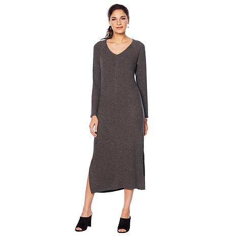 ModernSoul® Hacci Dolman-Sleeve Dress