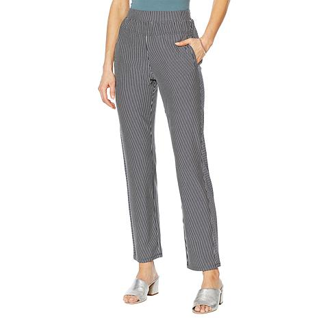 ModernSoul® Pull-On Knit Pant with Pockets